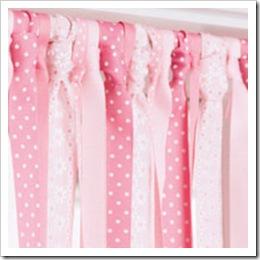 ribboncurtainde thumb11 Decorate with Ribbons: Ribbon Valances