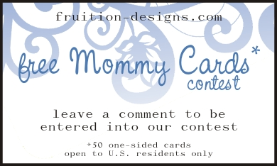 free+mommy+cards+contest+banner Nothing beats the heat better than a contest